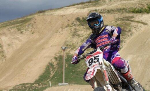 Motobraucējam Robertam Justam 26.vieta pasaules čempionāta posmā MX2 klasē