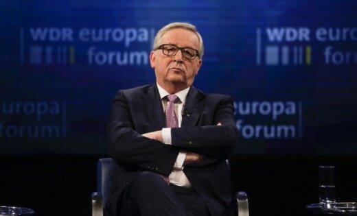 Junkers un Barnjē: 'Breksita' sarunās nav panākts pietiekams progress