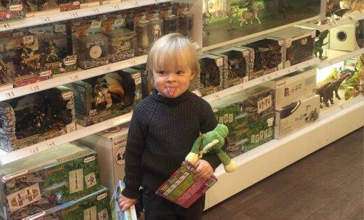 3-х летний сын Плющенко иРудковской заработал свой 1-ый млн