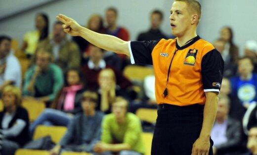 Latvijas FIBA kategorijas tiesneši veiksmīgi pārkārtojuši eksāmenus