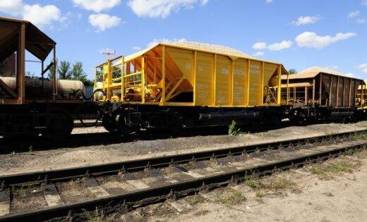 LDz Cargo предоставляет скидки на перевозку зерна и лесоматериалов