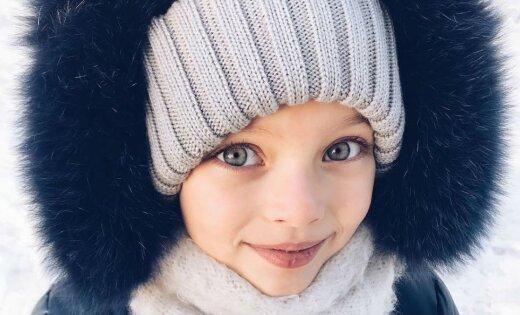 """ФОТО: В России живет еще одна """"самая красивая девочка в мире"""""""