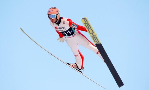 FIS Ski Jumping World Cup Stefan Kraft