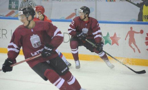 Мужская сборная Российской Федерации разгромила Японию вчетвертьфинале Универсиады