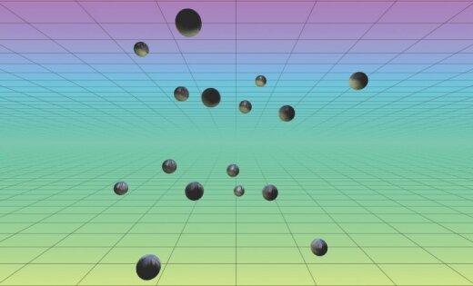 Sapņu pasaule virtuālās realitātes izpildījumā – atklās Zanes Zelmenes izstādi 'Simulacrum'