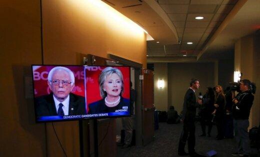 Хиллари обвиняют волжи— Страсти вокруг Клинтон