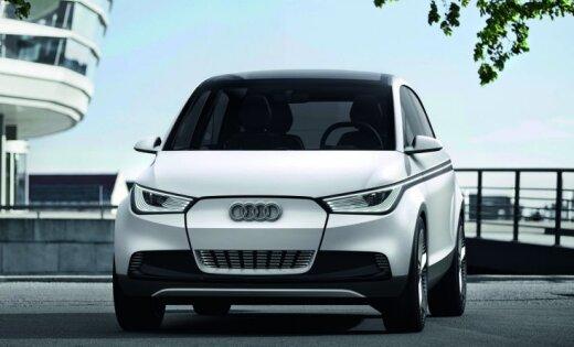 В Audi отказались от нового поколения модели А2