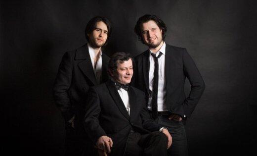 Ar jaunu programmu 'Jūrmalas festivālā' uzstāsies trīs Osokini