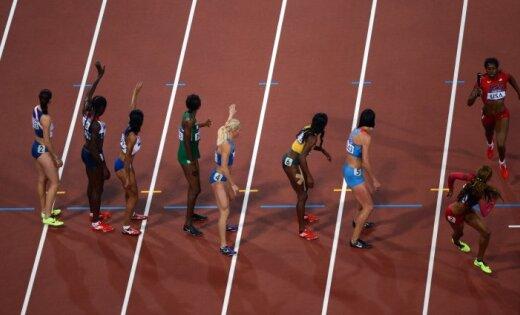 ASV skrējējas piekto reizi triumfē 4x400 metru stafetē