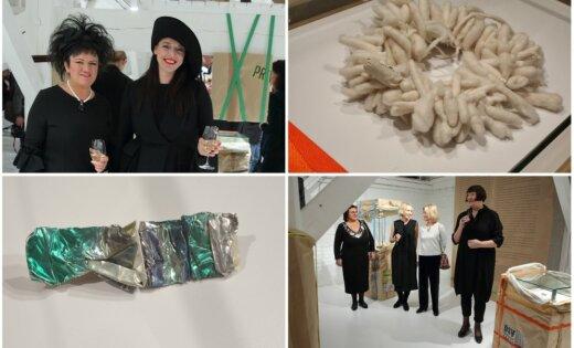 ФОТО: От Пикассо до Кунса. В Риге открылась выставка уникальных украшений