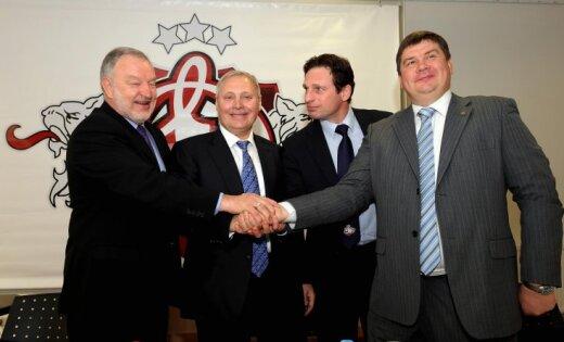 Rīgas 'Dinamo' ar Rautakallio paraksta līgumu uz diviem gadiem
