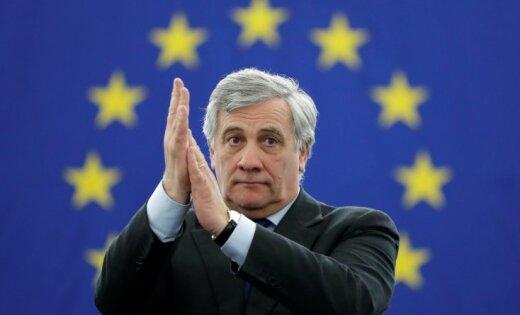 ВЕвропарламенте несмогли спервого раза выбрать нового президента