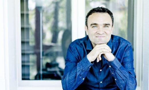 'Sinfonietta Rīga' muzicēs kopā ar diriģentu un komponistu Jērgu Vidmani