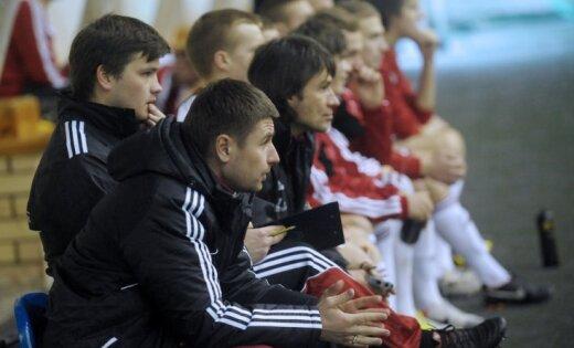 Latvijas U-21 futbola izlase paliek ārpus Sadraudzības kausa ceturtdaļfināla
