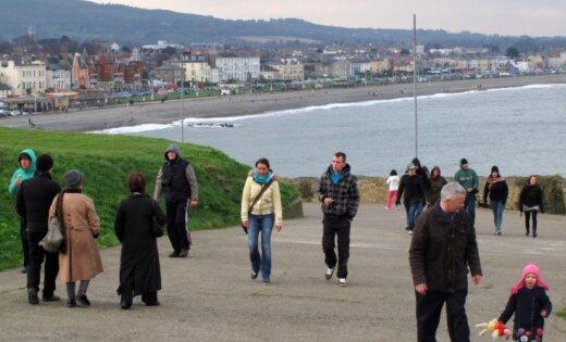 Исследователь: эмиграция в странах Балтии стала нормой