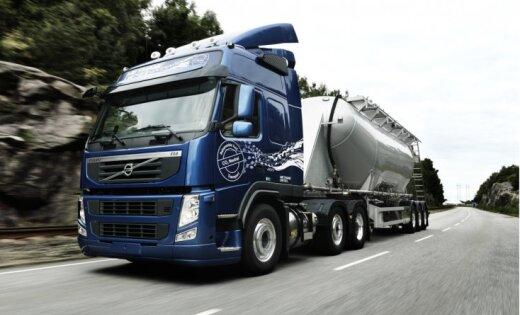 ЕK оштрафовала производителей грузовиков на рекордные 2,93 млрд за картельный сговор