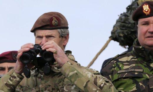 Британский генерал: НАТО способно эффективно защищать Балтию