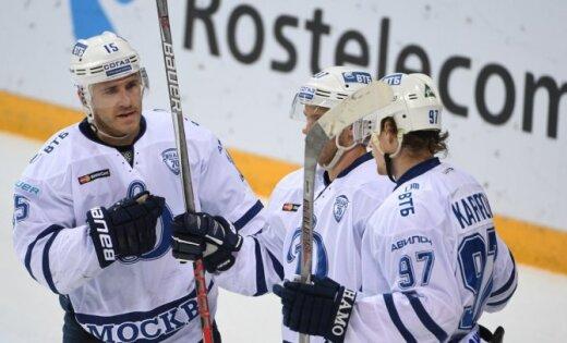 Karsuma 'Dinamo' atspēlējas un pārtrauc zaudējumu sēriju