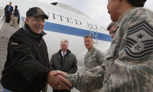 ASV aizsardzības ministrs ieradies vizītē Afganistānā