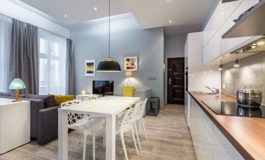 Ассоциация: в июне снизились цены на жилье в рижских новостройках