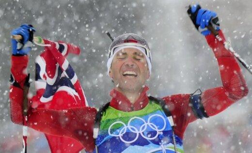 Бьорндален отказался выступать за Белоруссию на Олимпийских играх