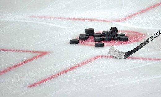 'Rīgas' hokejisti zaudē cerības iekļūt Pasaules kausa izcīņas jauniešiem pusfinālā