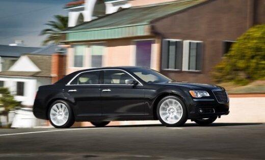 Chrysler 300C Обамы выставлен на аукцион за $1 млн.