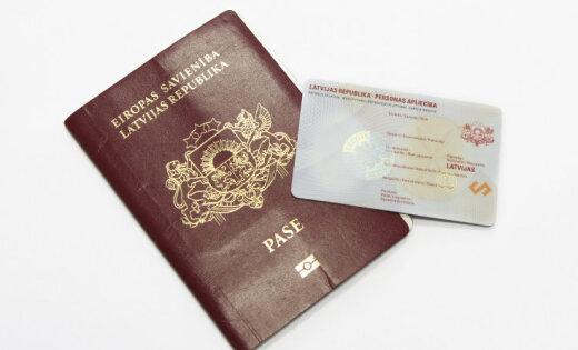Электронной ID-картой в Латвии можно будет пользоваться при помощи смартфона