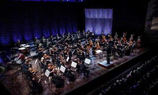 Notiks ikgadējais Latviešu simfoniskās mūzikas lielkoncerts