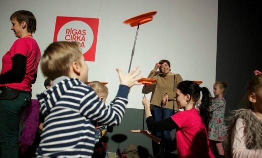 Pašiem savs minifestivāls – 'Positivus' piedāvā programmu bērniem