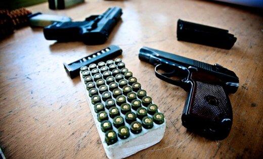 Policija varētu rosināt stingrāk kontrolēt ieroči apriti