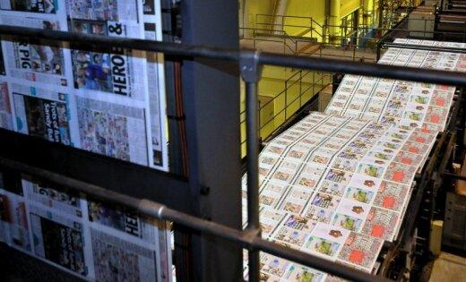 'Jelgavas tipogrāfijas' konsolidētais apgrozījums pērn pieauga par 10,2%