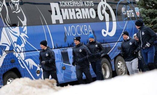 KHL: Police Raid Ice Hockey Club Dynamo Moscow