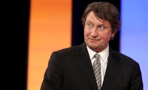 Легенда мирового хоккея Уэйн Гретцки стал глобальным послом клуба КХЛ