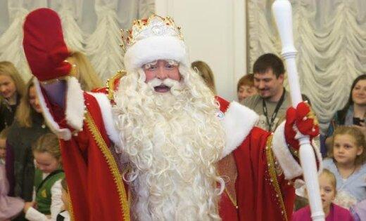 16ноября вПермь приедет всероссийский дедушка Мороз