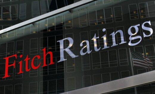Fitch улучшило прогноз по кредитному рейтингу России