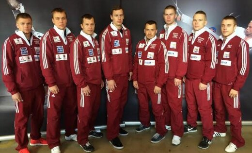 Каратисты Латвии на чемпионате Европы— седьмые