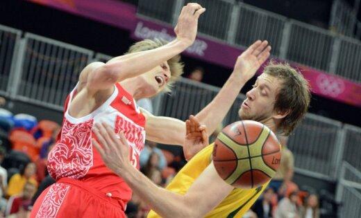 XXX Vasaras olimpisko spēļu vīriešu basketbola turnīra spēļu rezultāti (06.08.2012)