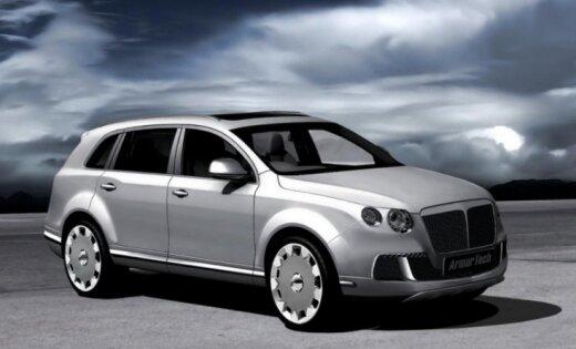 Россияне и немцы превратили Audi Q7 во внедорожник Bentley