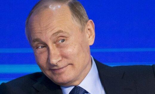 'Forbes' atkal Putinu atzīst par ietekmīgāko cilvēku pasaulē