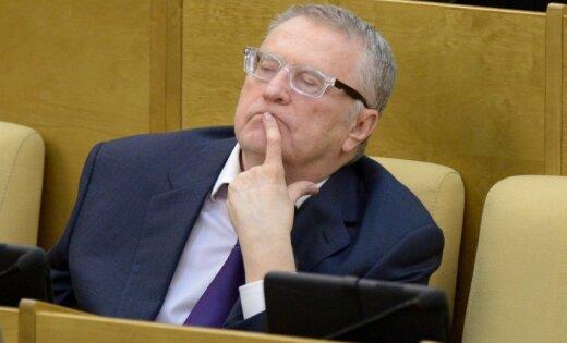 Латвия требует объяснений по поводу тирады Жириновского
