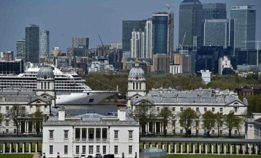 Лондон остается