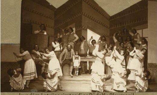 Teātra muzejā svinēs Rūdolfa Blaumaņa 155. dzimšanas dienu