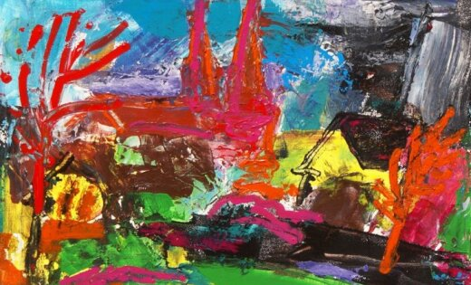 Galerijā 'Daugava' būs Osvalda Zvejsalnieka gleznu izstāde