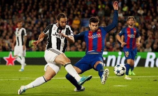 Pikē: 'Juventus' var uzvarēt Čempionu līgā