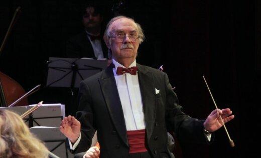 Rīgā koncertēs Sanktpēterburgas gubernatora simfoniskais orķestris