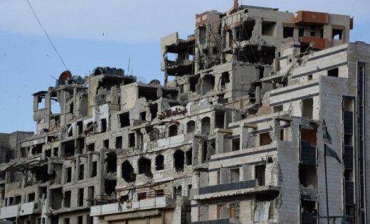 Главный переговорщик сирийской оппозиции хочет уйти вотставку