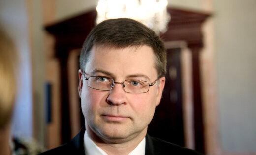 Домбровскис: Латвия и страны Балтии сильнее всего пострадают от российского эмбарго