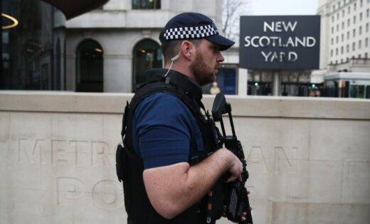 Милиция Лондона сообщила о смерти четырех человек в итоге теракта