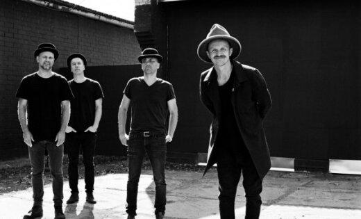Группа Prāta vētra объявила о летнем концертном туре по Латвии